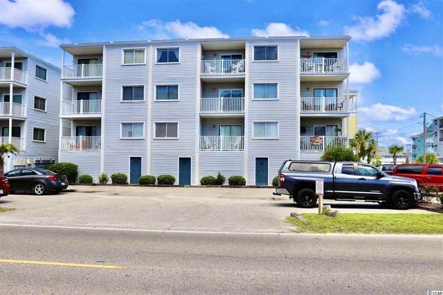 5709 N Ocean Blvd. #106, North Myrtle Beach, SC 29582 (MLS #2017394) :: The Lachicotte Company