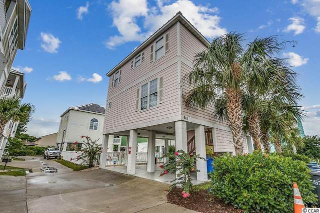 543 Caribbean Way, Myrtle Beach, SC 29579 (MLS #2017461) :: Coastal Tides Realty