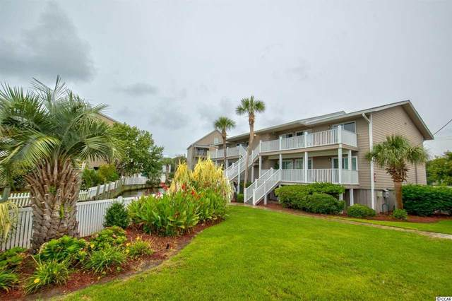 416 N Ocean Blvd. E-18, Surfside Beach, SC 29575 (MLS #2017487) :: The Lachicotte Company