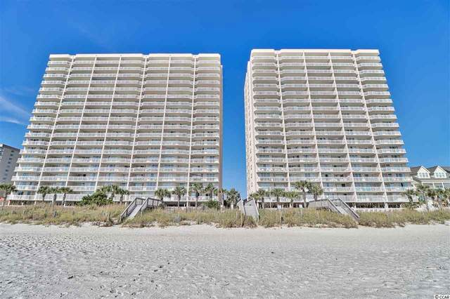 1625 South Ocean Blvd. S-306, North Myrtle Beach, SC 29582 (MLS #2017516) :: James W. Smith Real Estate Co.