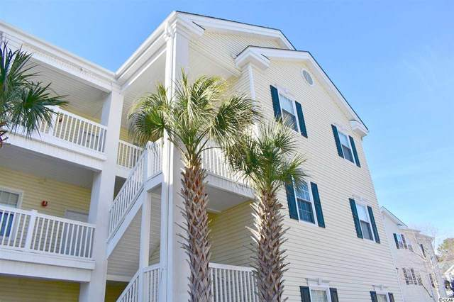 601 N Hillside Dr. N #3826, North Myrtle Beach, SC 29582 (MLS #2017719) :: Armand R Roux | Real Estate Buy The Coast LLC