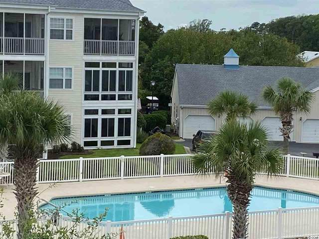 901 West Port Dr. Unit 1914, North Myrtle Beach, SC 29582 (MLS #2017849) :: Coastal Tides Realty