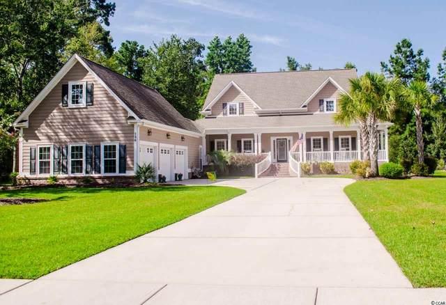 136 Henry Middleton Blvd., Myrtle Beach, SC 29588 (MLS #2017935) :: James W. Smith Real Estate Co.