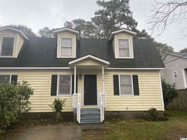 618 17th Ave. N B, Surfside Beach, SC 29575 (MLS #2017936) :: Right Find Homes
