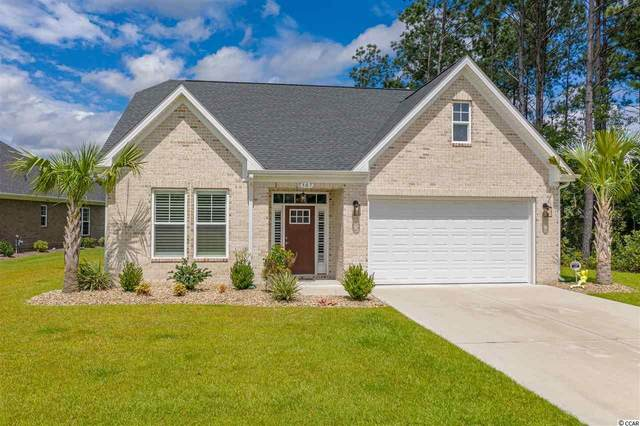 507 Thorton Ct., Myrtle Beach, SC 29579 (MLS #2018187) :: The Greg Sisson Team with RE/MAX First Choice