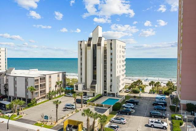2609 S Ocean Blvd. #401, North Myrtle Beach, SC 29582 (MLS #2018199) :: James W. Smith Real Estate Co.