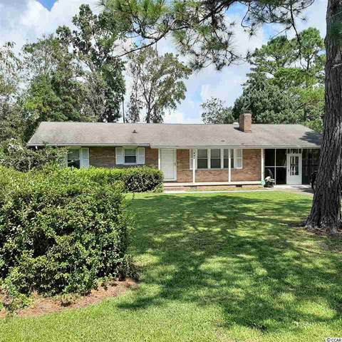 802 Anne St., North Myrtle Beach, SC 29582 (MLS #2018349) :: The Greg Sisson Team with RE/MAX First Choice