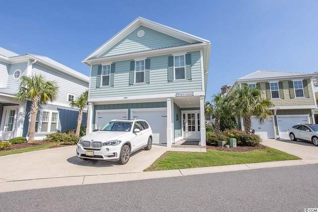 4914 Salt Creek Ct., North Myrtle Beach, SC 29582 (MLS #2018420) :: Hawkeye Realty