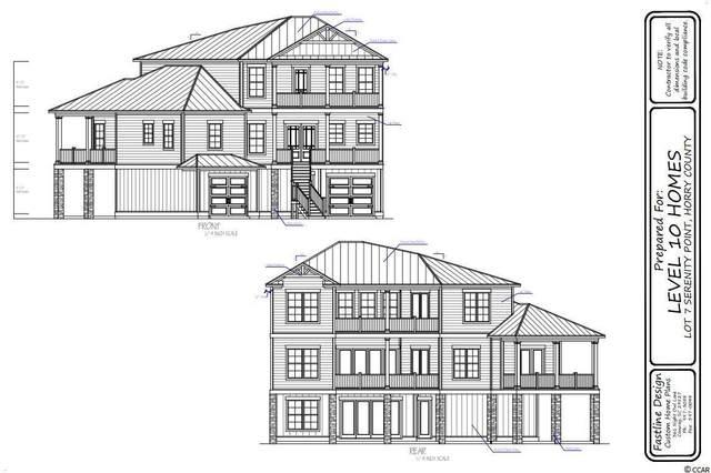 125 Serenity Point Dr., Little River, SC 29566 (MLS #2018511) :: BRG Real Estate