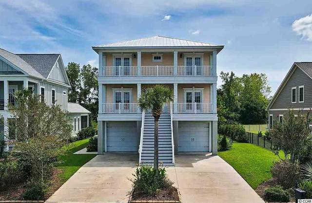 1297 East Isle Of Palms Ave., Myrtle Beach, SC 29579 (MLS #2018535) :: James W. Smith Real Estate Co.
