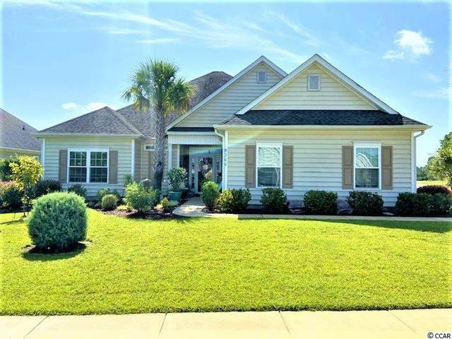 8700 Coosaw Ct., Myrtle Beach, SC 29579 (MLS #2018639) :: The Lachicotte Company