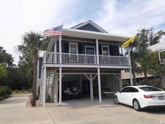 54 Fathom Ln., Murrells Inlet, SC 29576 (MLS #2018783) :: James W. Smith Real Estate Co.