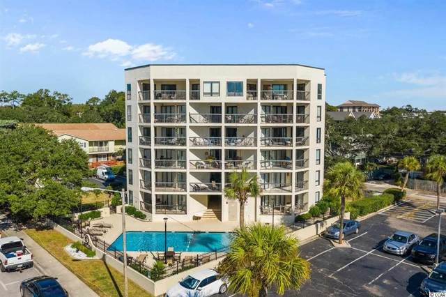 302 71st Ave. N #103, Myrtle Beach, SC 29572 (MLS #2018827) :: James W. Smith Real Estate Co.