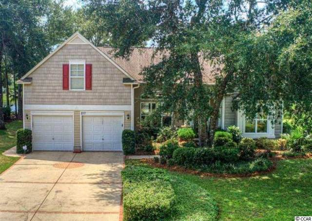 217 Camden Circle, Pawleys Island, SC 29585 (MLS #2018905) :: Dunes Realty Sales