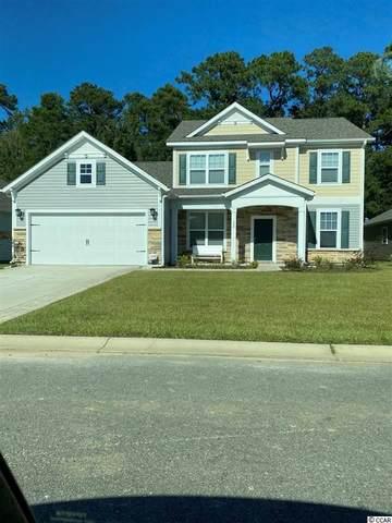 241 Copper Leaf Dr., Myrtle Beach, SC 29588 (MLS #2019045) :: James W. Smith Real Estate Co.