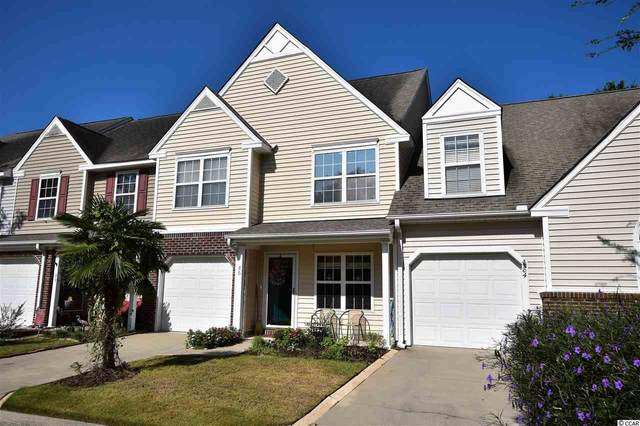 86 Pembroke Ln. #86, Pawleys Island, SC 29585 (MLS #2019244) :: Welcome Home Realty