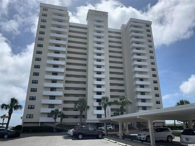 10100 Beach Club Dr. 3 B, Myrtle Beach, SC 29572 (MLS #2019259) :: Armand R Roux | Real Estate Buy The Coast LLC