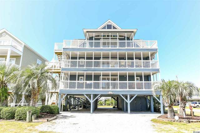 510 S Ocean Blvd., Surfside Beach, SC 29575 (MLS #2019449) :: The Litchfield Company