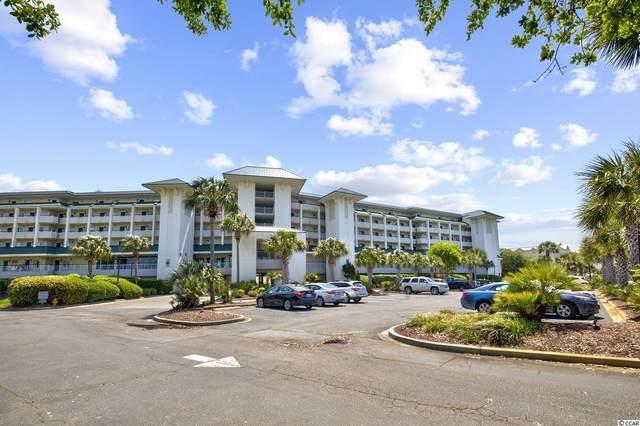 601 Retreat Beach Circle #521, Pawleys Island, SC 29585 (MLS #2019465) :: Surfside Realty Company