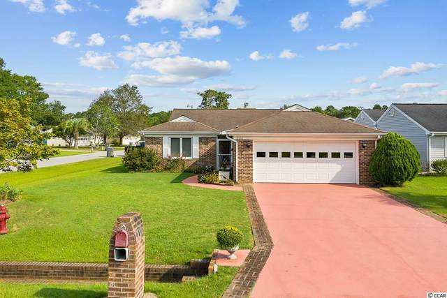 706 Gleneagles Dr., Myrtle Beach, SC 29588 (MLS #2019499) :: James W. Smith Real Estate Co.