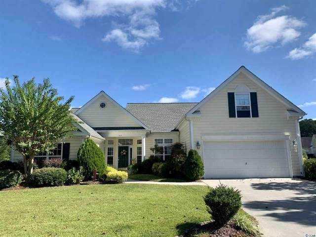 104 Wicklow Dr., Murrells Inlet, SC 29576 (MLS #2019547) :: Welcome Home Realty