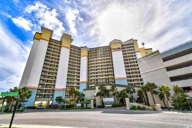 4800 S Ocean Blvd. #519, North Myrtle Beach, SC 29582 (MLS #2019621) :: Armand R Roux | Real Estate Buy The Coast LLC