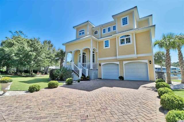 75 Deep Lake Dr., Murrells Inlet, SC 29576 (MLS #2019804) :: Jerry Pinkas Real Estate Experts, Inc