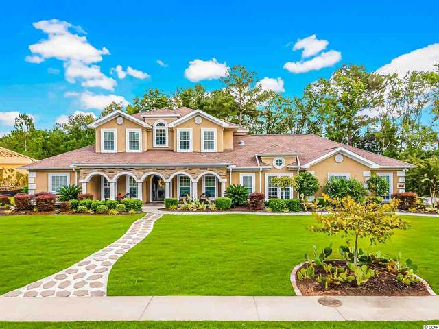 1212 Wood Stork Dr., Conway, SC 29526 (MLS #2019845) :: The Hoffman Group