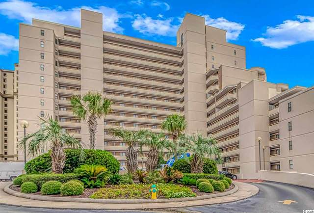 100 Ocean Creek Dr. H-5, Myrtle Beach, SC 29572 (MLS #2019900) :: Coastal Tides Realty