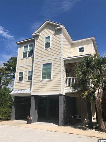24 Sunrise View Trail, Pawleys Island, SC 29585 (MLS #2019919) :: The Lachicotte Company