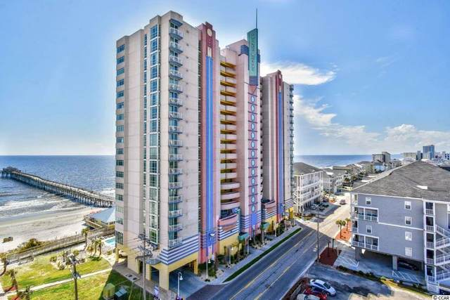 3500 N Ocean Blvd. #809, North Myrtle Beach, SC 29582 (MLS #2019997) :: Welcome Home Realty
