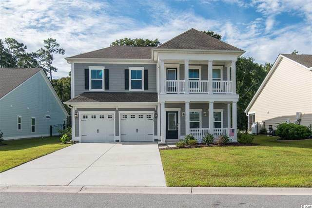 198 Southgate Ct., Pawleys Island, SC 29585 (MLS #2020077) :: The Lachicotte Company