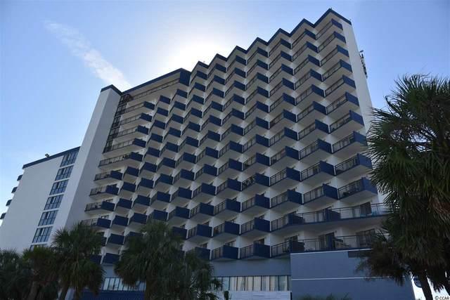 2001 South Ocean Blvd. #1506, Myrtle Beach, SC 29577 (MLS #2020355) :: Armand R Roux | Real Estate Buy The Coast LLC