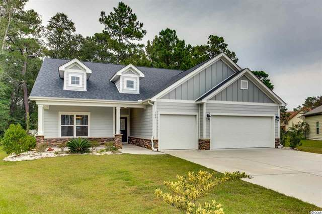 100 Swallowtail Ct., Little River, SC 29566 (MLS #2020414) :: Coastal Tides Realty