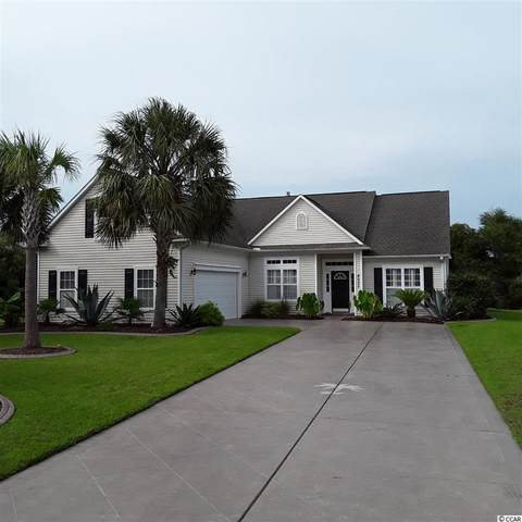 4022 Club Course Dr., North Myrtle Beach, SC 29582 (MLS #2020556) :: Right Find Homes