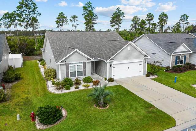 637 Old Castle Loop, Myrtle Beach, SC 29579 (MLS #2020559) :: Hawkeye Realty