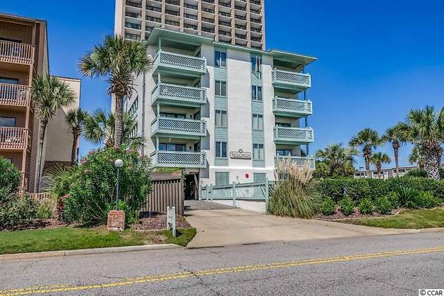 5521 N Ocean Blvd. 1B, Myrtle Beach, SC 29572 (MLS #2020681) :: Welcome Home Realty