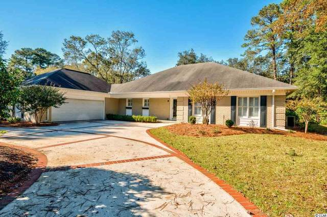 83 Goodson Loop, Pawleys Island, SC 29585 (MLS #2020771) :: The Litchfield Company