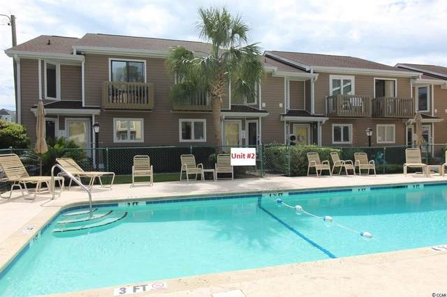 405 N 77th Ave. N #2, Myrtle Beach, SC 29572 (MLS #2020781) :: Garden City Realty, Inc.