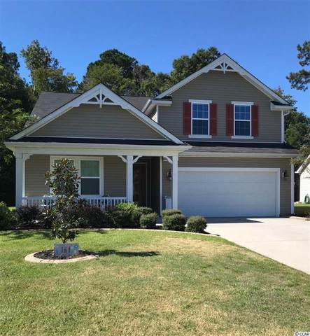 161 Ridge Point Dr., Conway, SC 29526 (MLS #2020902) :: The Hoffman Group