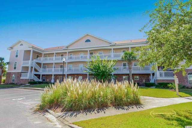 5750 Oyster Catcher Dr. #912, North Myrtle Beach, SC 29582 (MLS #2020949) :: Garden City Realty, Inc.