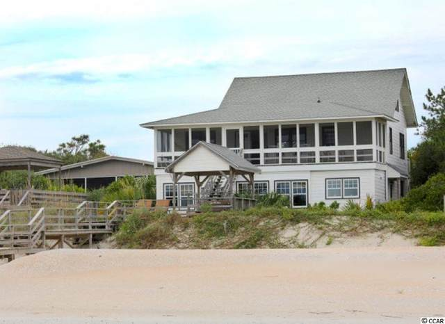 528 Myrtle Ave., Pawleys Island, SC 29585 (MLS #2021031) :: James W. Smith Real Estate Co.