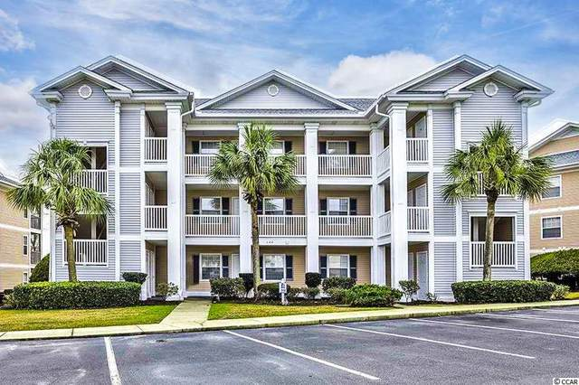 602 Waterway Village Blvd 30 F, Myrtle Beach, SC 29579 (MLS #2021121) :: Duncan Group Properties