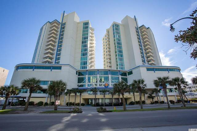 304 N Ocean Blvd. #905, North Myrtle Beach, SC 29582 (MLS #2021211) :: Sloan Realty Group