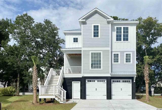100 Summer Wind Loop, Murrells Inlet, SC 29576 (MLS #2021219) :: Coldwell Banker Sea Coast Advantage