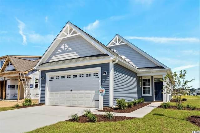 260 Goldenrod Circle, Little River, SC 29566 (MLS #2021770) :: Grand Strand Homes & Land Realty