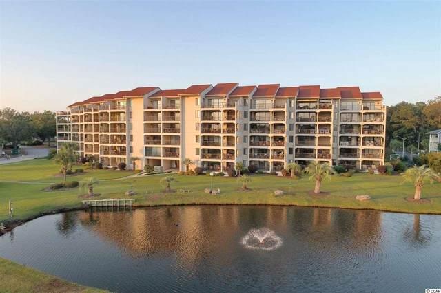4440 Nassau Ct. #108, Little River, SC 29566 (MLS #2022083) :: Jerry Pinkas Real Estate Experts, Inc