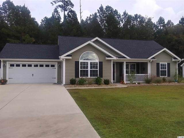 518 Tulley Ct., Conway, SC 29527 (MLS #2022125) :: Garden City Realty, Inc.