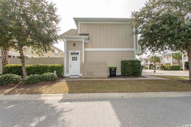 821 Madiera Dr. Ch8-R1, North Myrtle Beach, SC 29582 (MLS #2022349) :: James W. Smith Real Estate Co.