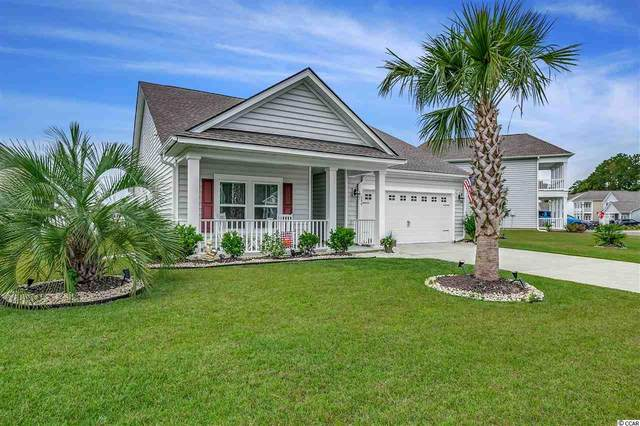 299 Harbison Circle, Myrtle Beach, SC 29579 (MLS #2022562) :: James W. Smith Real Estate Co.